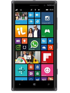 Nokia Lumia 830 Reconditionné Noir