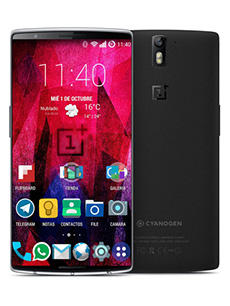 OnePlus 2 Noir