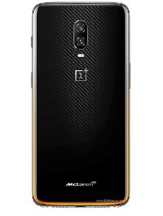 OnePlus 6T édition McLaren Noir