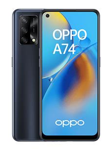 Oppo A74 4G Noir Prisme