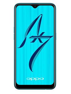 Oppo AX7 Bleu