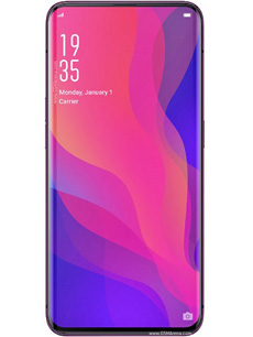 Oppo Find X 128 Go Rouge
