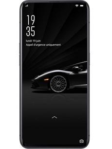Oppo Find X Lamborghini Edition Noir