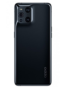 Oppo Find X3 Pro Noir brillant