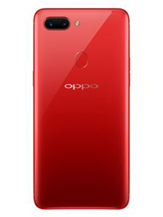 Oppo R15 Pro Rouge
