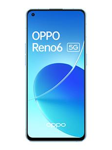Oppo Reno6 5G Bleu Arctique