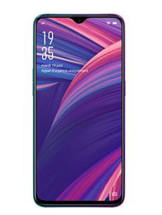 Oppo RX17 Pro Violet