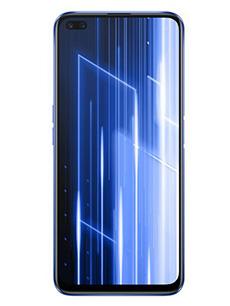Realme X50 5G Argent Glacé