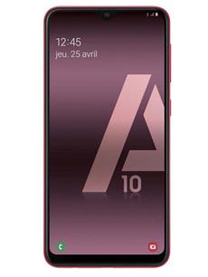 Samsung Galaxy A10 Rouge