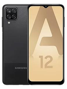 Samsung Galaxy A12 Noir