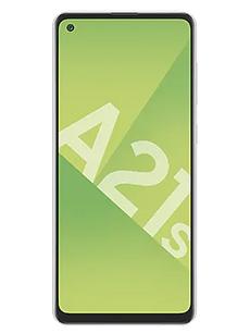 Samsung Galaxy A21s Blanc Prismatique