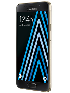 Samsung Galaxy A3 (2016) Reconditionné Or