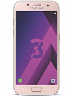 Samsung Galaxy A3 (2017) Rose