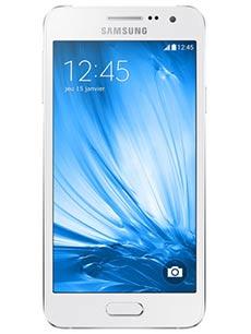 Samsung Galaxy A3 Blanc