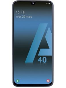 Samsung Galaxy A40 Blanc
