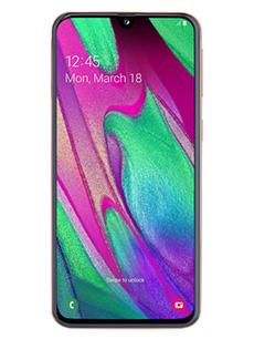 Samsung Galaxy A40 Corail