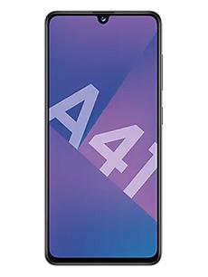 Samsung Galaxy A41 Noir Prismatique