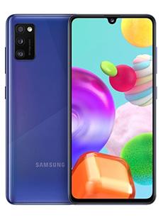 Samsung Galaxy A41 Bleu Prismatique