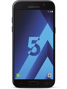Samsung Galaxy A5 Dual Sim (2017) Noir