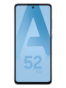 Samsung Galaxy A52 5G Awesome Blue