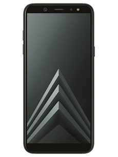 Samsung Galaxy A6 2018 Noir