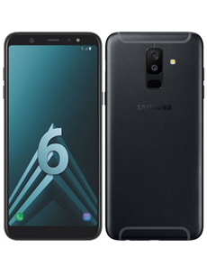 Samsung Galaxy A6 Plus 2018 Noir