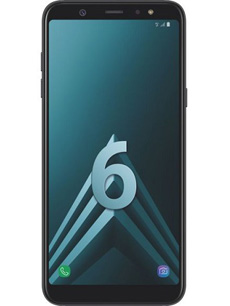 Samsung Galaxy A6 Plus 2018 Noir
