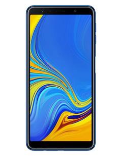 Samsung Galaxy A7 2018 Bleu