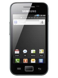 Samsung Galaxy Ace S5830 Noir