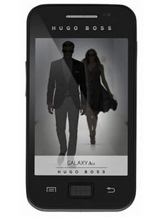 Samsung Galaxy Ace S5830 Hugo Boss