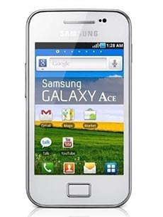 Samsung Galaxy Ace S5830 Pure White
