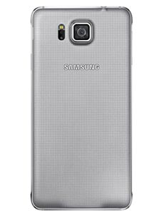 Samsung Galaxy Alpha Argent