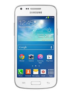 Samsung Galaxy Core Plus Blanc
