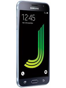 Samsung Galaxy J3 Dual Sim (2016) Noir