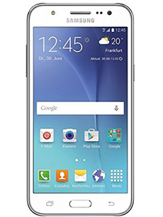 Samsung Galaxy J5 Dual Sim (2016) Blanc