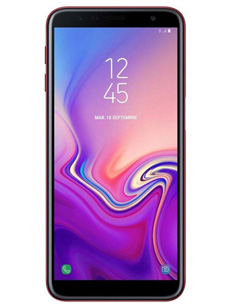 Samsung Galaxy J6 + Rouge