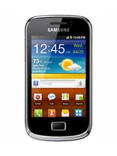 Samsung Galaxy Mini 2 Noir