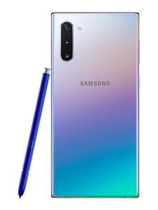 Samsung Galaxy Note 10 Argent Stellaire