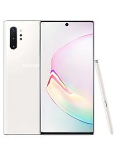 Samsung Galaxy Note 10 Plus Aura Blanc
