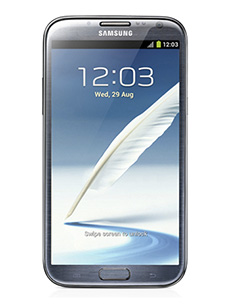 Samsung Galaxy Note 2 16 Go Gris Occasion