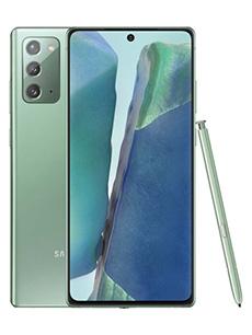 Samsung Galaxy Note 20 Mystic Green