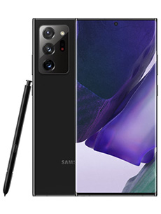 Samsung Galaxy Note 20 Ultra 5G Mystic Black