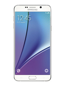 Samsung Galaxy Note 5 Blanc