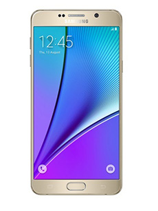 Samsung Galaxy Note 5 Or