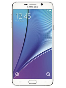 Samsung Galaxy Note 5 Reconditionné Blanc