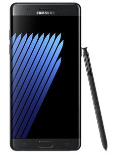 Samsung Galaxy Note 7 Noir