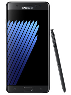Samsung Galaxy Note 7 Noir
