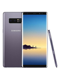 Samsung Galaxy Note 8 Gris Orchidée
