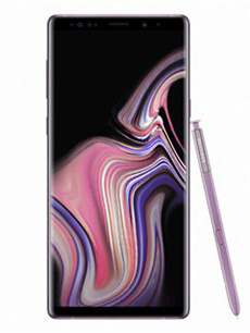Samsung Galaxy Note 9 Mauve
