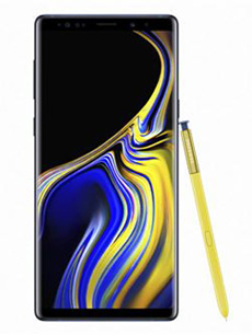 Samsung Galaxy Note 9 Bleu